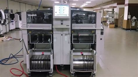 Siemens ASM Siplace X4 Pick & Place | used, second hand