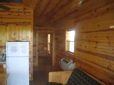 Algiers Cabin at Eisenhower State Park - YouTube