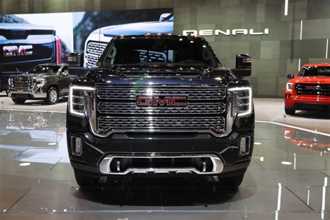 2020 GMC Sierra HD Pricing Starts At $37,195 | GM Authority