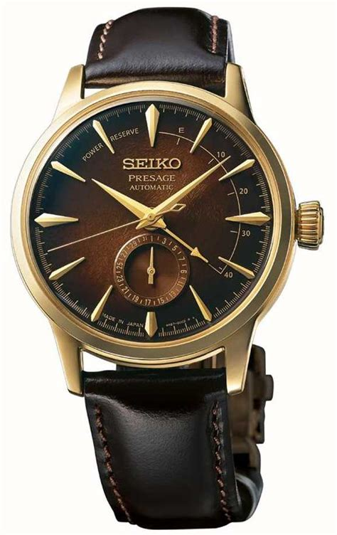 Seiko Presage Automatic Limited Edition 'Cocktail Time