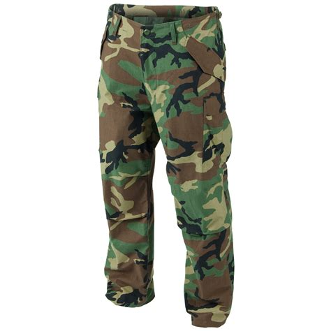 HELIKON GENUINE US M65 COMBAT TROUSERS MENS ARMY MILITARY