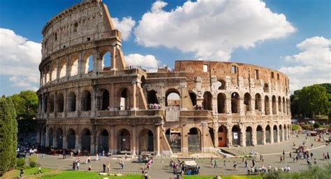 The Colosseum Review - Rome Italy - Sight   Fodor's Travel