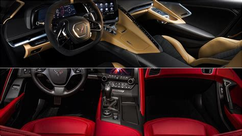 How Different Is The 2020 Chevy C8 Corvette's Interior