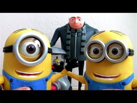 Despicable Me 2 Toys NEW FART Toy, Action Figure, Talking