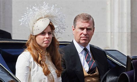 Why Prince Andrew may not have walked Princess Beatrice