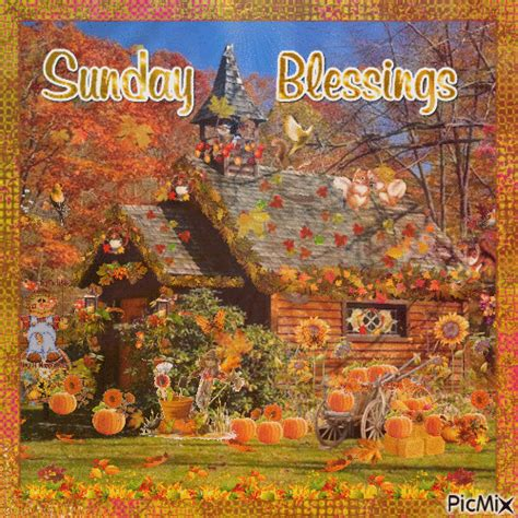 Sunday Blessings - PicMix