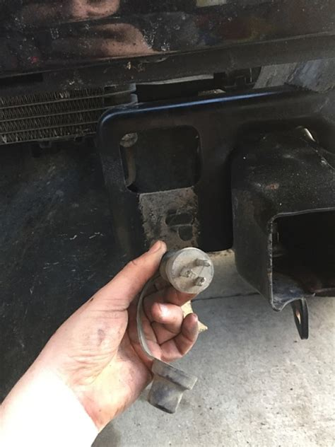 Plug on front bumper? - Ford F150 Forum - Community of
