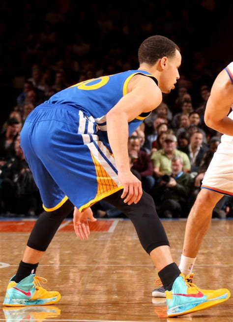 Highlight // Stephen Curry Drops 54 At The Garden In Nike