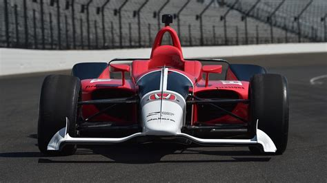 2018 IndyCar NEXT Debuts Bold Aero Changes | Carscoops