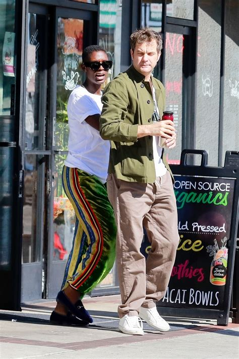 Joshua Jackson and Jodie Turner-Smith Going Strong as