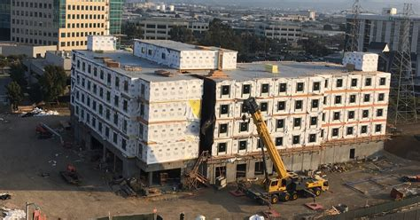 Modular Construction Hotels Are on The Rise: Home2 Suites