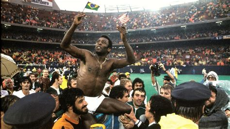 Pele - Clubs in Europe Japan and Mexico tried to lure me