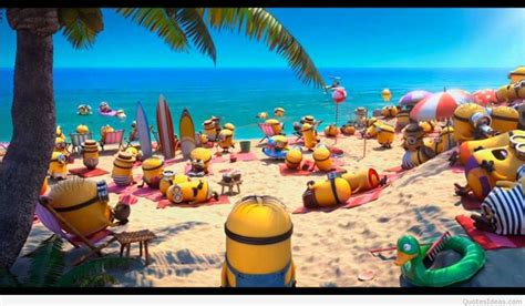 Summer Quotes Minions
