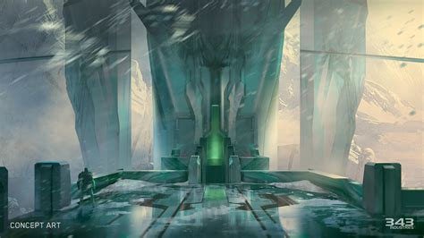 Check Out Halo 2 Anniversary's Remastered Map: Lockout