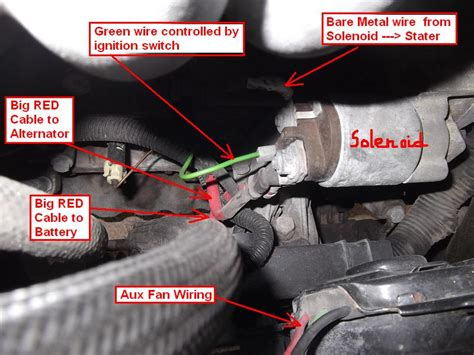 Need help with starter solenoid wiring - Page 2