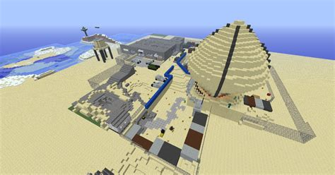 Call of Duty MW3 Dome *EXACT* Minecraft Project