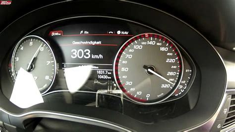 ABT S7 Sportback 540 PS 306 km/h Top Speed Test Drive