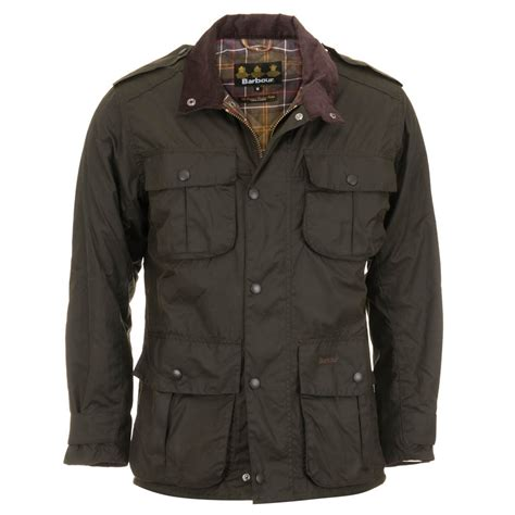 Barbour Trooper Wax Jacket | Green | Free Shipping