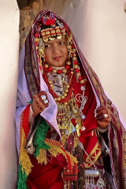Traditional dress from Ghadamis!! libyan dress   Flickr