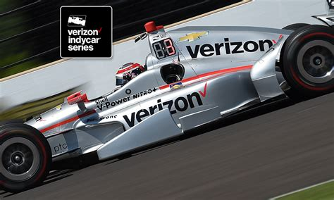 Verizon's INDYCAR Mobile app a handy tool for drivers